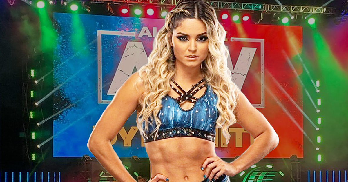 Tay Conti is the Future Star of Pro Wrestling