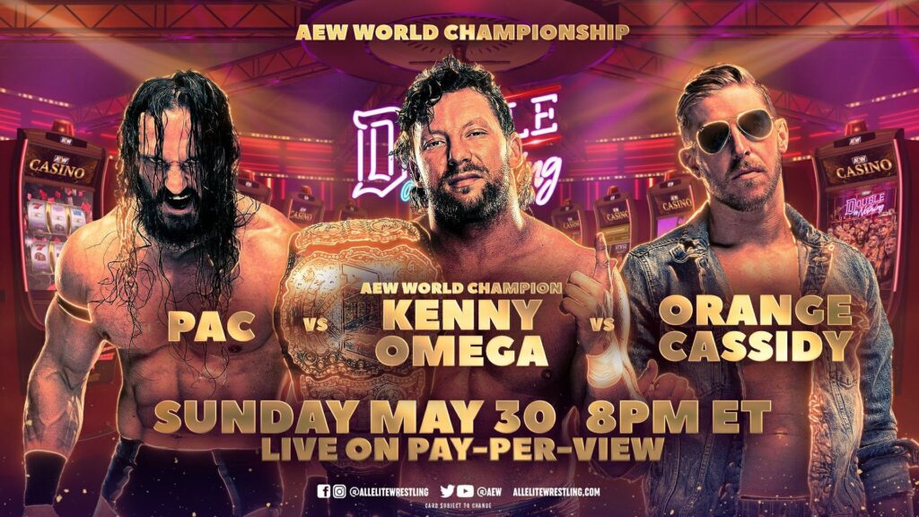 AEW Double or Nothing 2021 Matches Confirmed! Preview and Predictions