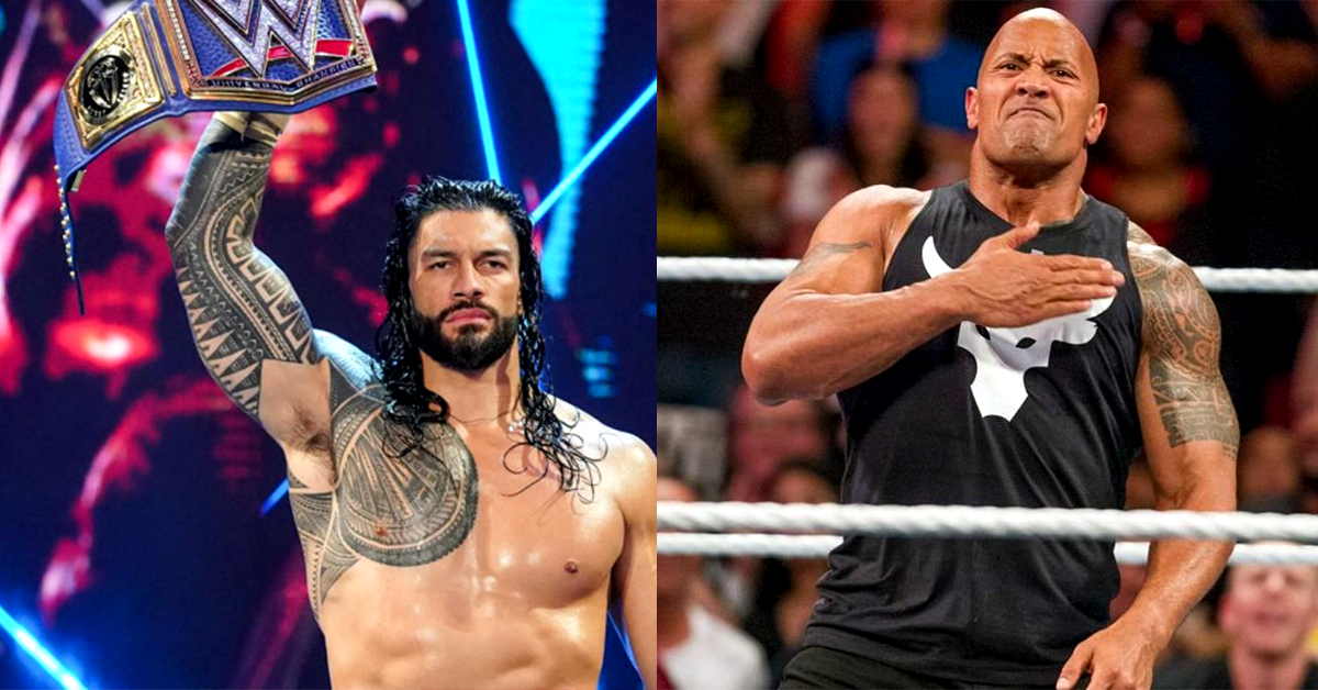 Why Roman Reigns vs The Rock will be the last great Wrestlemania Main Event