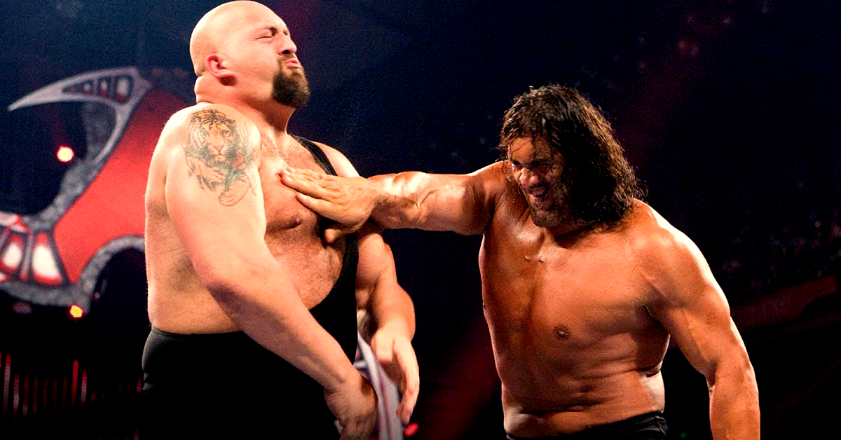 Is the Great Khali in the Hall of Fame?