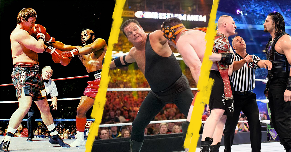 The Top 5 Worst Wrestlemania Matches in History