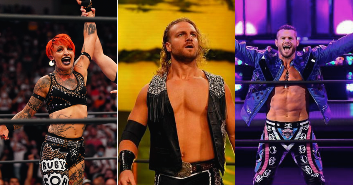 Every AEW Joker Card in the Casino Battle Royale RANKED
