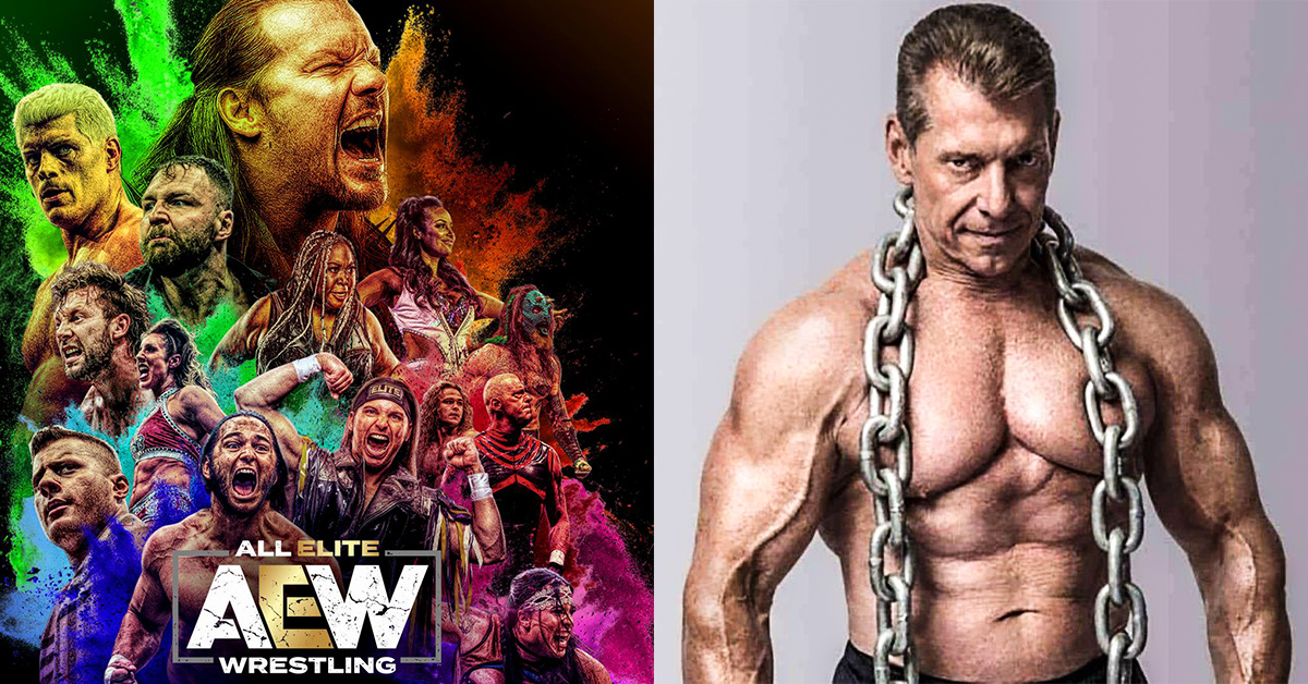 Why AEW beating WWE could have consequences for Vince McMahon