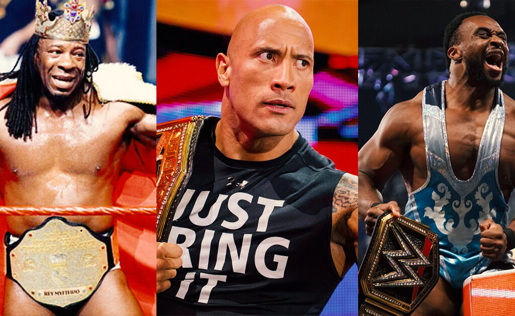 WWE Champions Quiz! Can you name every WWE Champion EVER?