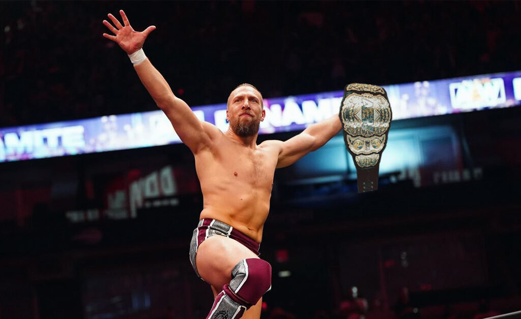 Will we be seeing Bryan Danielson AEW Champion at AEW Full Gear?