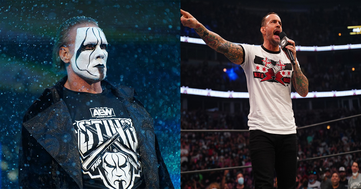 CM Punk vs. Sting: Should AEW book the match between the two legends?