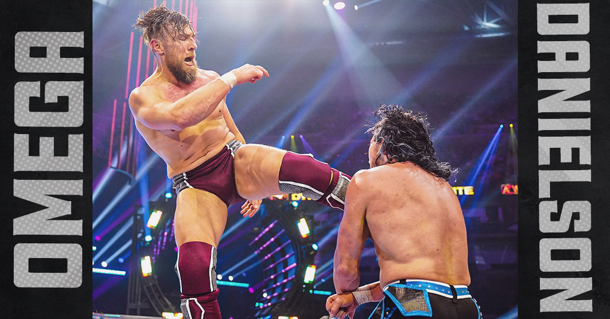 Bryan Danielson vs Kenny Omega – The Best AEW Match Ever