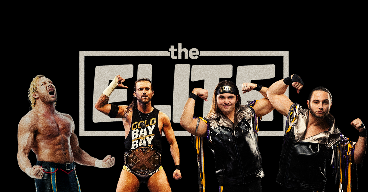 The Elite: The Greatest Faction in AEW History