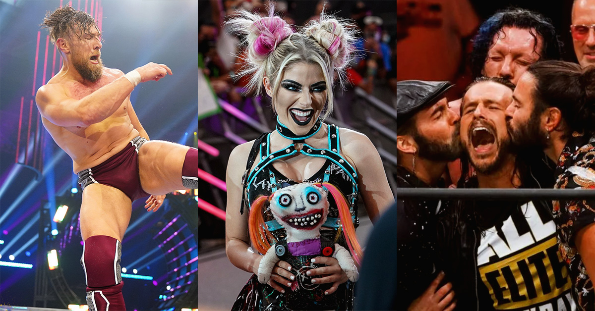 WWE is holding back their superstars – AEW is proving that