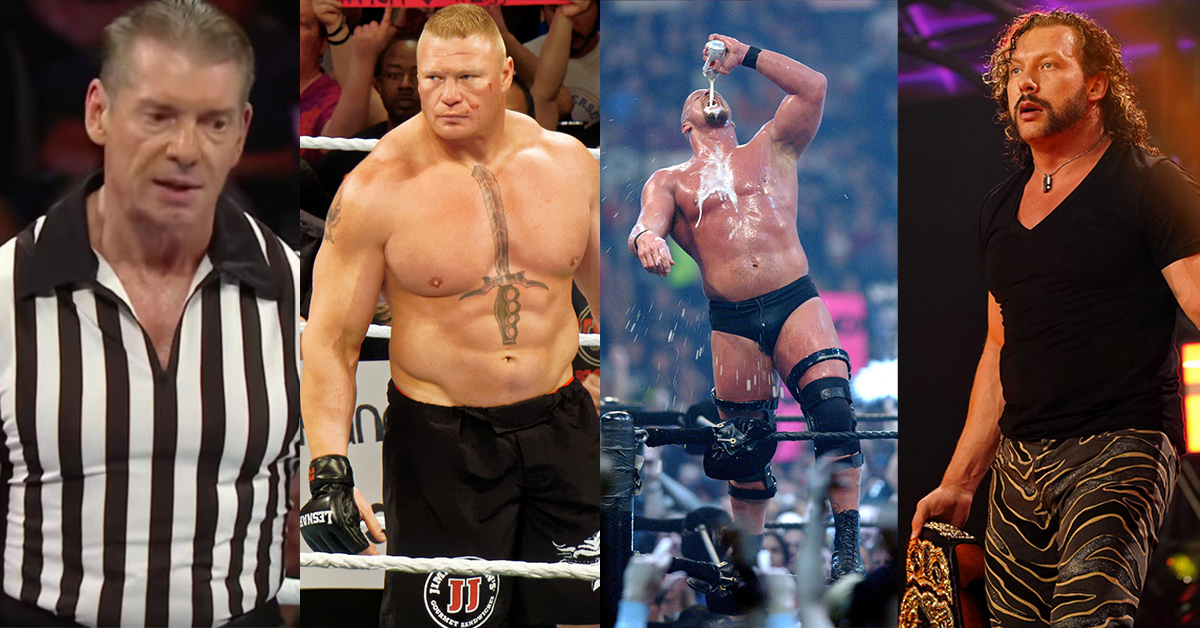 What is a heel in WWE? Wrestling Explained